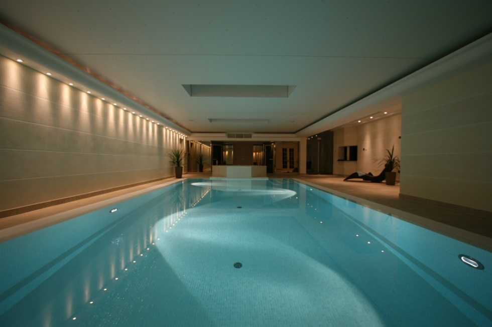 Indoor swimming pool design showcase lspc autos post for Pool showcase