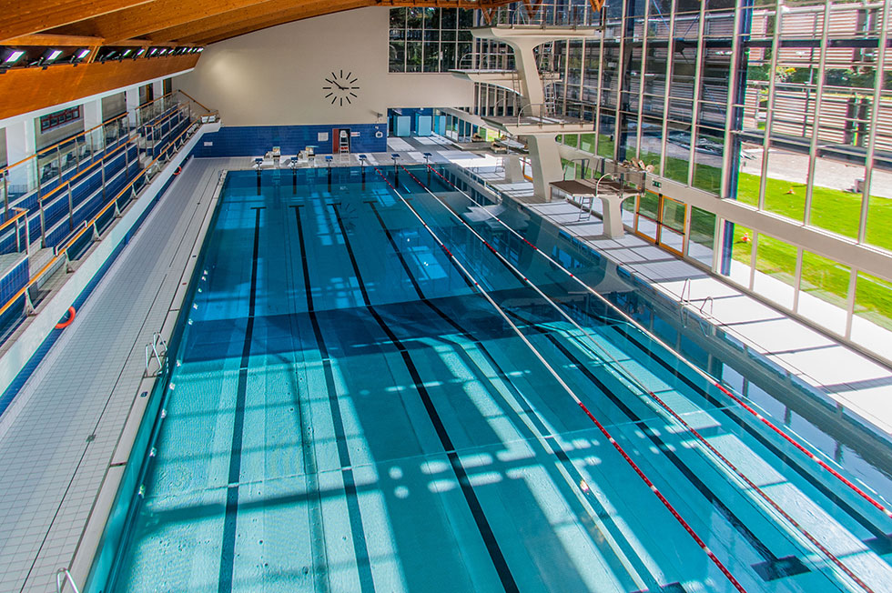 Public And Commercial Stainless Steel Swimming Pools
