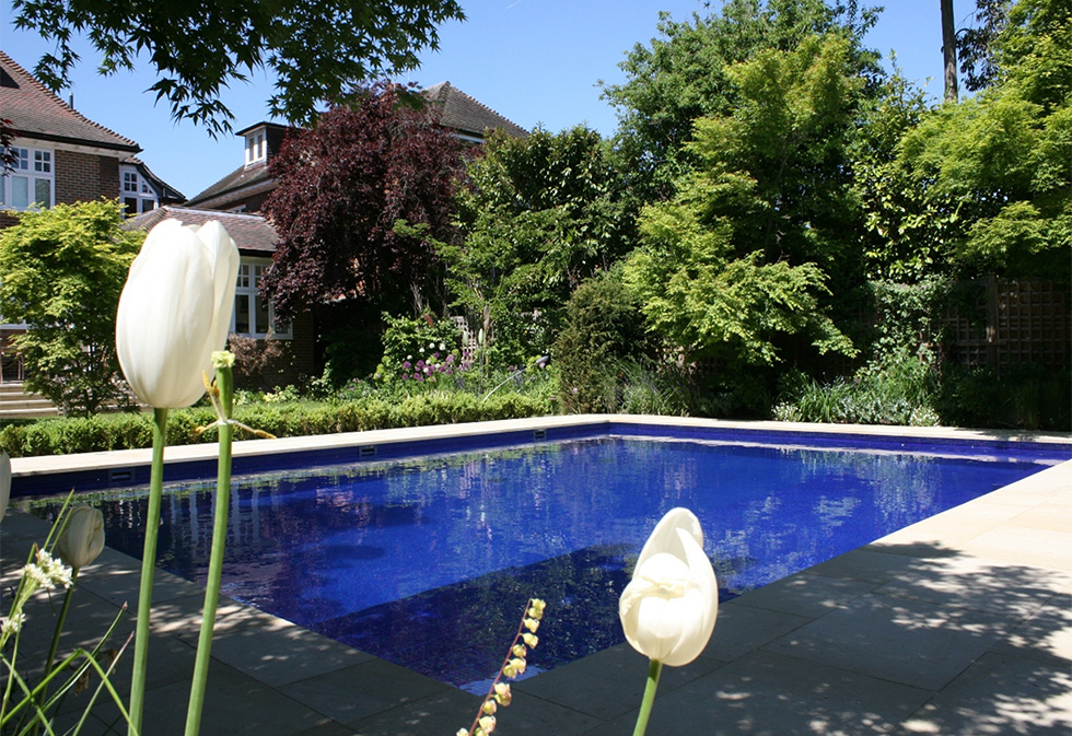 Take the plunge this summer in your own luxury outdoor pool for Design your own swimming pool