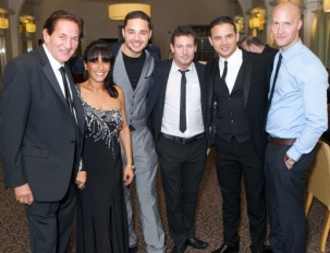 What A Night Supporting Paul Strank Roofing S Charity