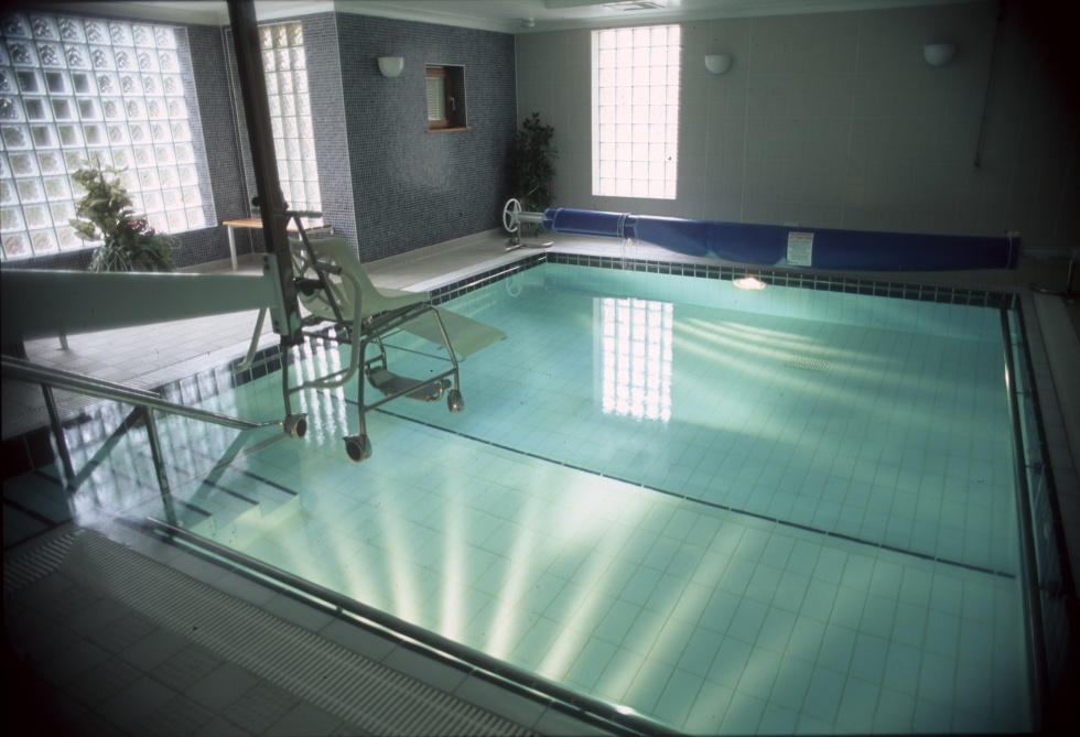 Hydrotherapy Pool Servicing Showcase London Swimming