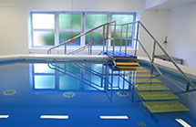 Hospital Swimming Pools