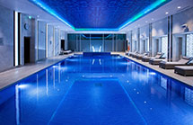 Hotels & Health Club Swimming Pools