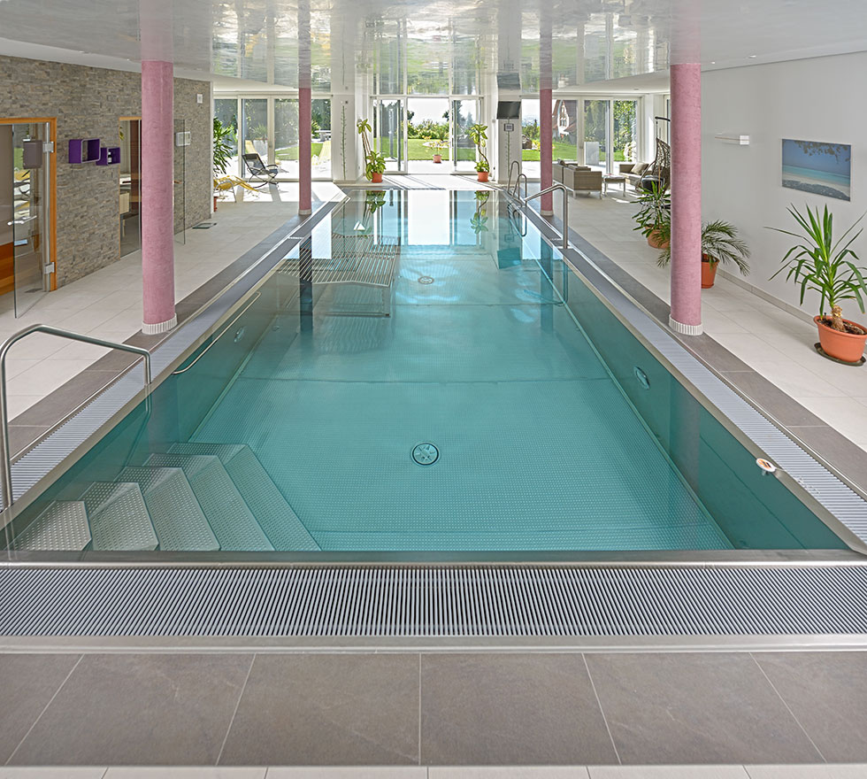 Stainless Steel Swimming Pool Design Showcase Lspc