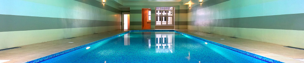 swimming pool construction London